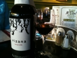 The mystery wine was indeed a Tempranillo. It's called Vizana fr Extremadura Spain. Notes ...