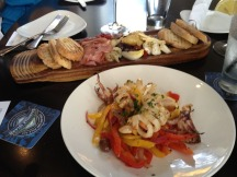 @Fraticellis Richmond Hill, authentic Italian grill. Great experience in food, service and wines!