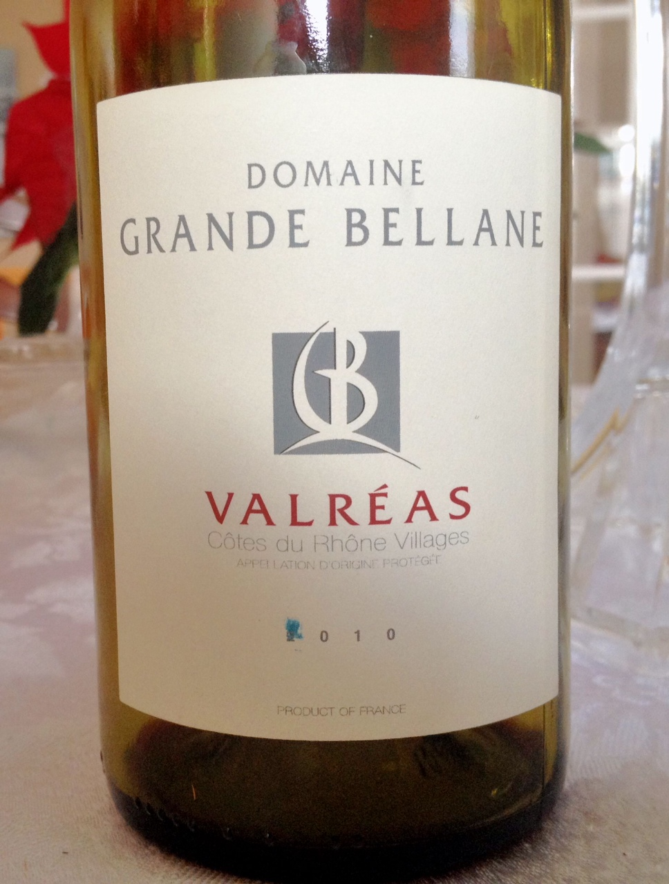 Valreas Cotes du Rhone Villages